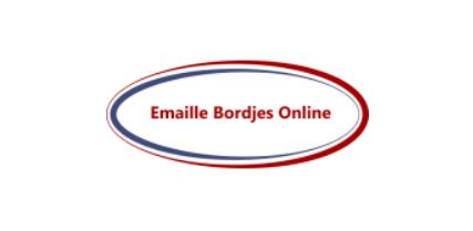 Emaille Bordjes Online